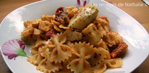 Salades de pâtes à l'italienne