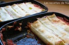 Canneloni ricotta épinards de Jamie Oliver