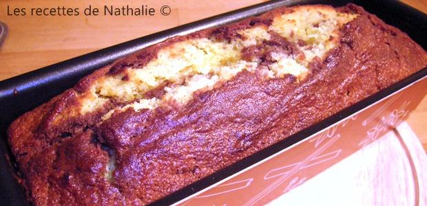 Marbré chocolat-orange