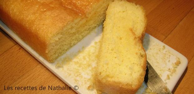 Cake Ultra-moelleux au citron
