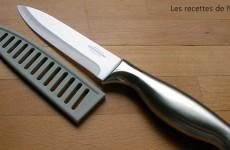 J'ai testé pour vous les couteaux céramique Durandal