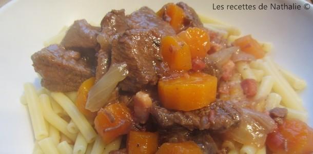 Les recettes de nathalie boeuf carottes - Cote de boeuf a la cocotte ...