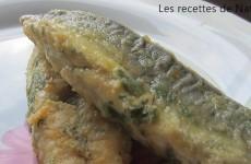 Filets de maquereaux Chermoula