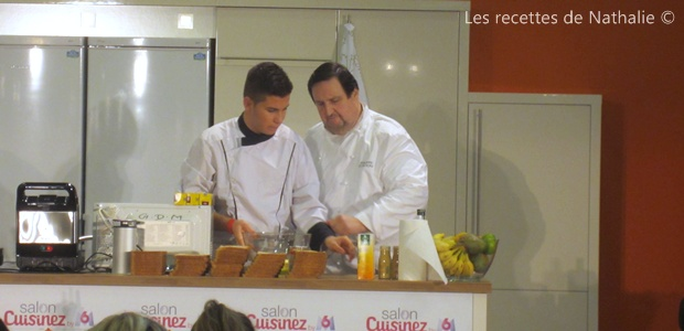 Salon Cuisinez by M6 - Philippe Conticini