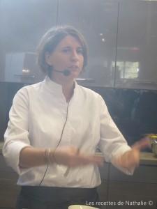 Salon Cuisinez by M6 - Stéphanie Le Quellec