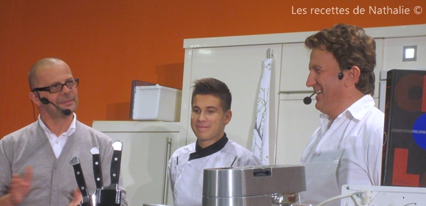 Salon Cuisinez by M6 - Christophe Felder