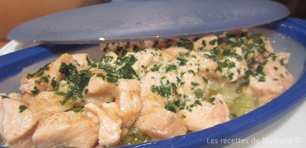 Les recettes de nathalie papillote de saumon aux poireaux - Saumon papillote au four ...