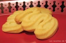 Biscuits à la vanille façon Felder